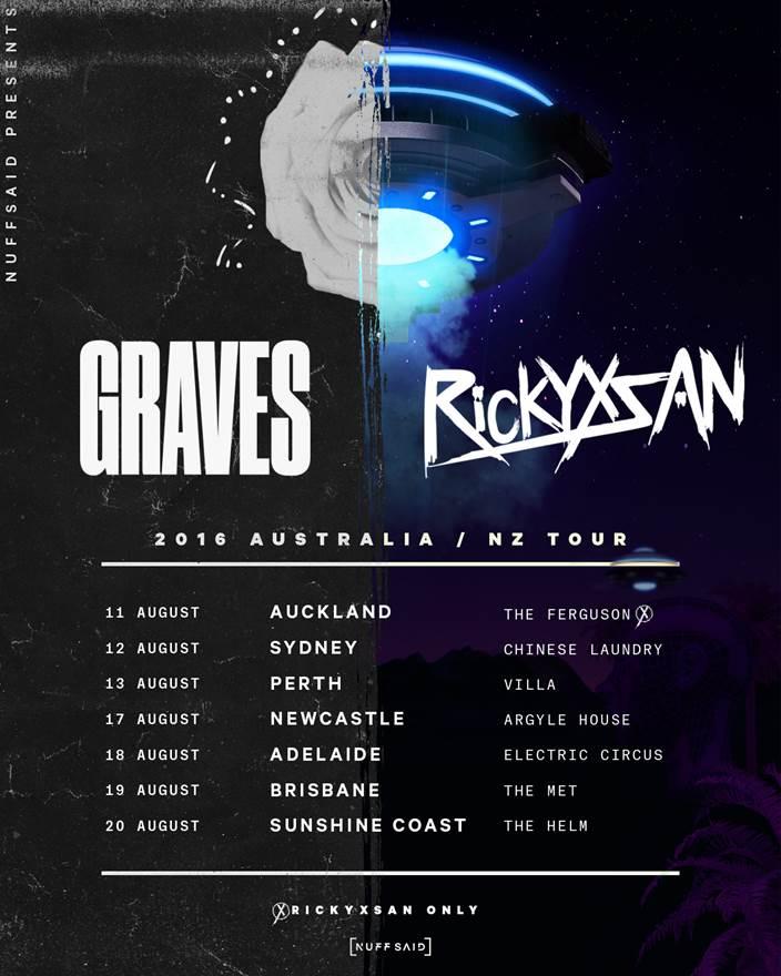 Rickyxsans & Graves TR